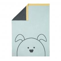 Lassig πλεκτή κουβέρτα - Little Chums Dog 1542005524