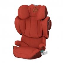 Cybex Solution Z i-Fix παιδικό κάθισμα αυτοκινήτου - Autumn Gold