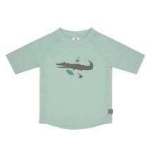 Lassig UV T-shirt μπλουζάκι θαλάσσης - Crocodile mint 1431020571