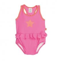 Lassig ολόσωμο παιδικό μαγιό - Light Pink