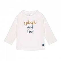 Lassig UV μακρυμάνικο μπλουζάκι θαλάσσης - Splash 'n fun white 1431021129