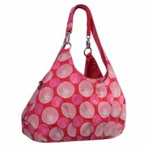 Lassig Shoulder bag τσάντα αλλαγής Gold label - Red