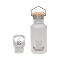 Lassig ισοθερμικό παγουρίνο με διπλό πώμα - Adventure Grey 1210026200