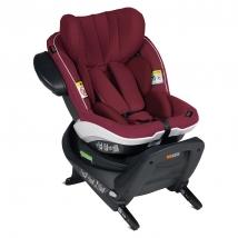 BeSafe iZi Turn i-Size περιστρεφόμενο κάθισμα αυτοκινήτου - Burgundy Melange