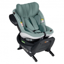 BeSafe iZi Turn i-Size περιστρεφόμενο κάθισμα αυτοκινήτου - Sea Green Melange