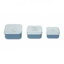 Lassig snackbox set - More Magic Seal 1310013466