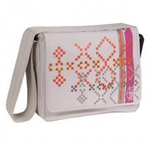 Lassig Messenger τσάντα αλλαγής - Indi beige 1050544