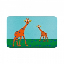Lassig σουπλά από μελαμίνη - Wildlife Giraffe