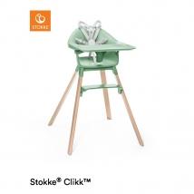 Stokke® Clikk™ κάθισμα φαγητού - Clover green
