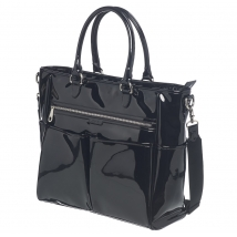 iCandy Zip Tote Verity τσάντα αλλαγής - Black