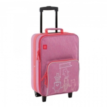 Lassig trolley kids About friends - About Friends melange pink