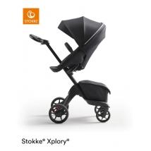 Stokke Xplory X παιδικό καρότσι - Rich Black 571401