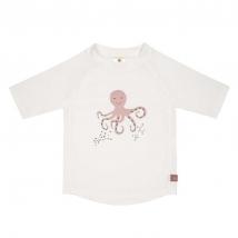 Lassig UV T-shirt μπλουζάκι θαλάσσης - Octopus white 1431020138