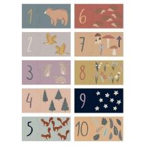 Sebra puzzle με αριθμούς 1-10 - Nightfall(NEW!) 301530015