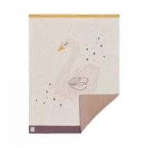 Lassig πλεκτή κουβέρτα - Little Water Swan 1542001741