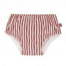 Lassig μαγιό-πάνα girl - Stripes Red1431001620