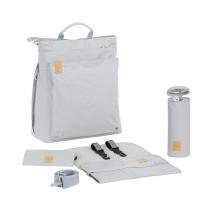 Lassig τσάντα αλλαγής Tyve Backpack - Grey 1103011231