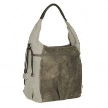 Lassig Hobo τσάντα αλλαγής - Olive-beige
