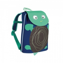 Lassig Mini Duffle τσάντα πλάτης Wildlife - Turtle