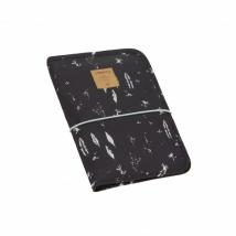 Lassig τσαντάκι αλλαγής - Feathers black 1106008018