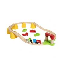 Brio ξύλινος σιδηρόδρομος με μπαταρία - 33710