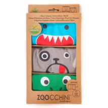 Zoocchini εσώρουχα για αγόρια - Green multi