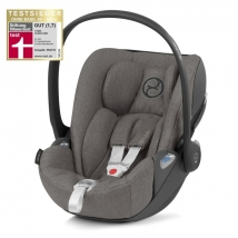 Cybex βρεφικό κάθισμα αυτοκινήτου Cloud Z i-Size - Soho Grey Plus