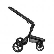 Mima Xari σκελετός καροτσιού - Black w/black wheels