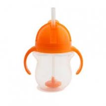 Munchkin TIP & SIP κύπελλο  207ml - orange