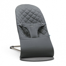 BabyBjörn ριλάξ Bliss - Anthracite, cotton 006021