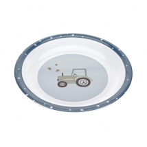 Lassig πιάτο από μελαμίνη - Adventure Tractor 1310009496