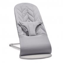 BabyBjörn ριλάξ Bliss, Petals - 006124 Light Grey cotton