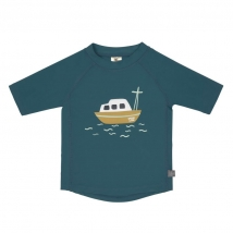 Lassig UV T-shirt μπλουζάκι θαλάσσης - Boat blue 1431020494