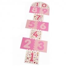 Playshoes EVA puzzle - 308743_ 10τμχ κουτσό