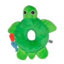 Zoocchini κουδουνίστρα για μωρά - Turtle green