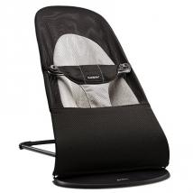 BabyBjörn ρηλάξ Balance Soft, Mesh - Black/Grey, Mesh 005028