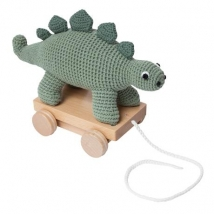 Sebra τροχήλατο ζωάκι - Dino 3001110