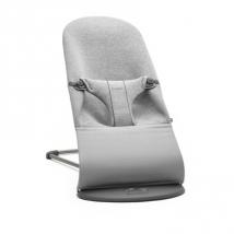 BabyBjörn ρηλάξ Bliss - Light Grey 3D Jersey, 006072