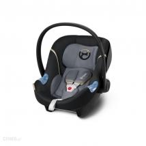 Cybex Aton M i-Size βρεφικό κάθισμα αυτοκινήτου - Graphite black