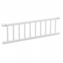 babybay® κάγκελο ασφαλείας για λίκνο Original - White 100202