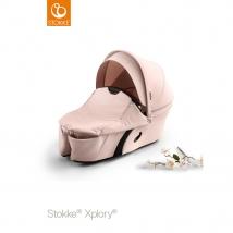 Stokke Xplory V6 πορτ μπεμπέ - Balance Pink