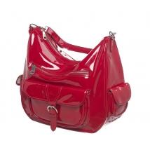 iCandy Satchel Charlotte τσάντα αλλαγής - Red