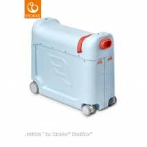 JetKids™ RideBox™ by Stokke® βαλίτσα ταξιδιού - Blue Sky