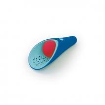 Quut φτυάρι-σήτα-μπαλάκι για παιχνίδι στην άμμο - Μπλε-γαλάζιο QU172444