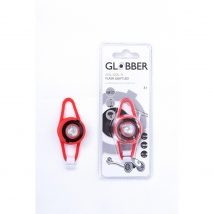 Globber φωτάκι Led για πατίνι - red 522-102
