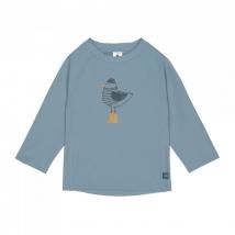 Lassig UV μακρυμάνικο μπλουζάκι θαλάσσης - Seagull blue 1431021479