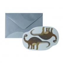 Sebra ευχετήρια κάρτα - Dino boy 8009103