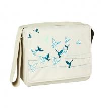 Lassig Messenger τσάντα αλλαγής - Flock beige 1050572