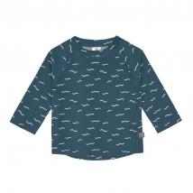 Lassig UV μακρυμάνικο μπλουζάκι θαλάσσης - Waves blue 1431021492