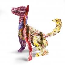 Studioroof totem 3D ζωάκια - Dog TTM 10